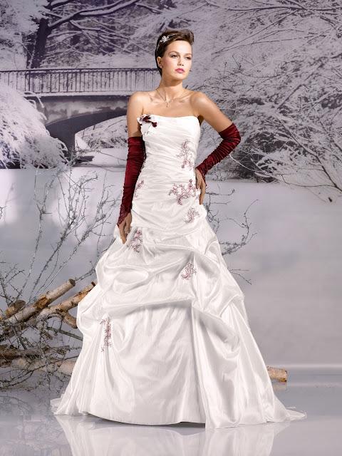 Miss Paris Spring 2013 Bridal Wedding Dresses