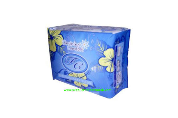 Pembalut Herbal Bio Sanitary Pad Avail Day Use
