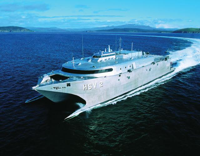 Pabrik Kapal Catamaran Incat Investasi di Indonesia