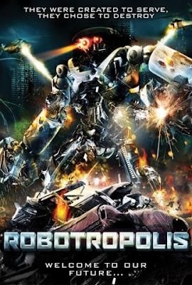 Robotropolis (2011) DVDRip 325MB Mediafire