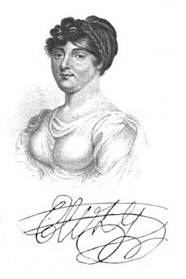 Princess Elizabeth  from A Biographical Memoir of Frederick,  Duke of York and Albany by John Watkins (1827)