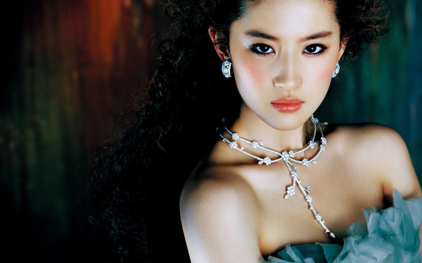 Beautiful liu yi fei nude think