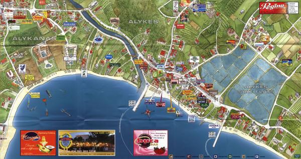 Zakynthos Travel Guide Holiday Guide To Alykanas in Zante