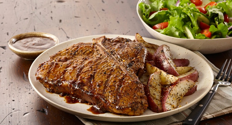 ... for Life: Father's Day: Make dinner special, right off the grill
