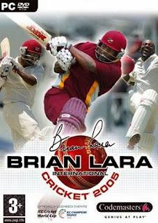 Brian Lara International Cricket 2005 PC Games