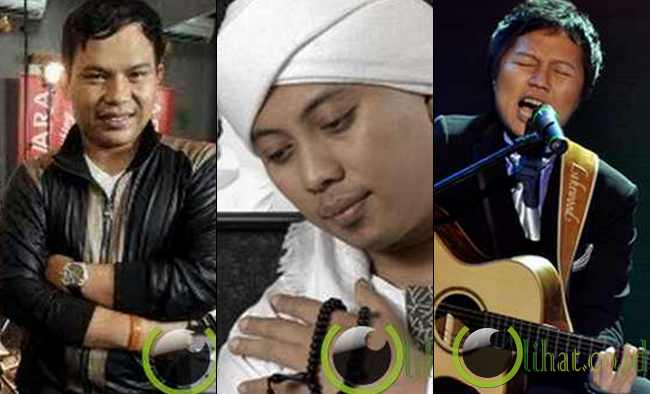 5 Musisi Indonesia yang Mengeluarkan Lagu Religi tahun 2013