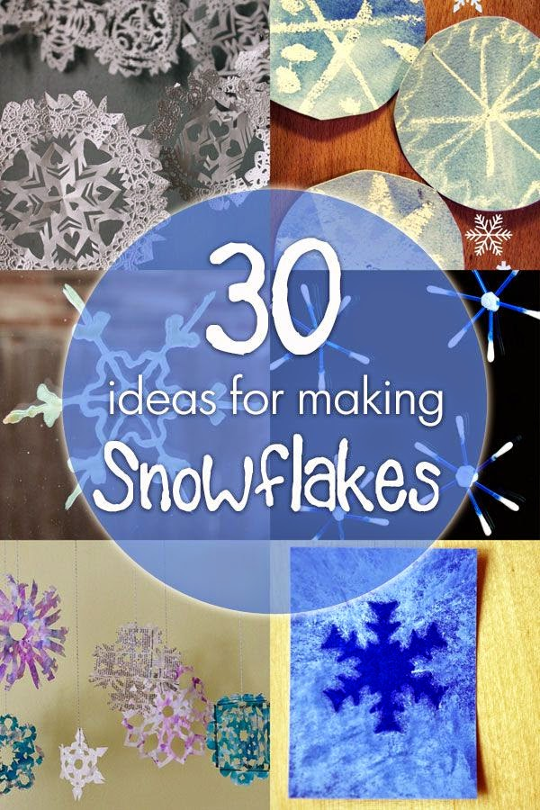 http://handsonaswegrow.com/make-snowflake-crafts/