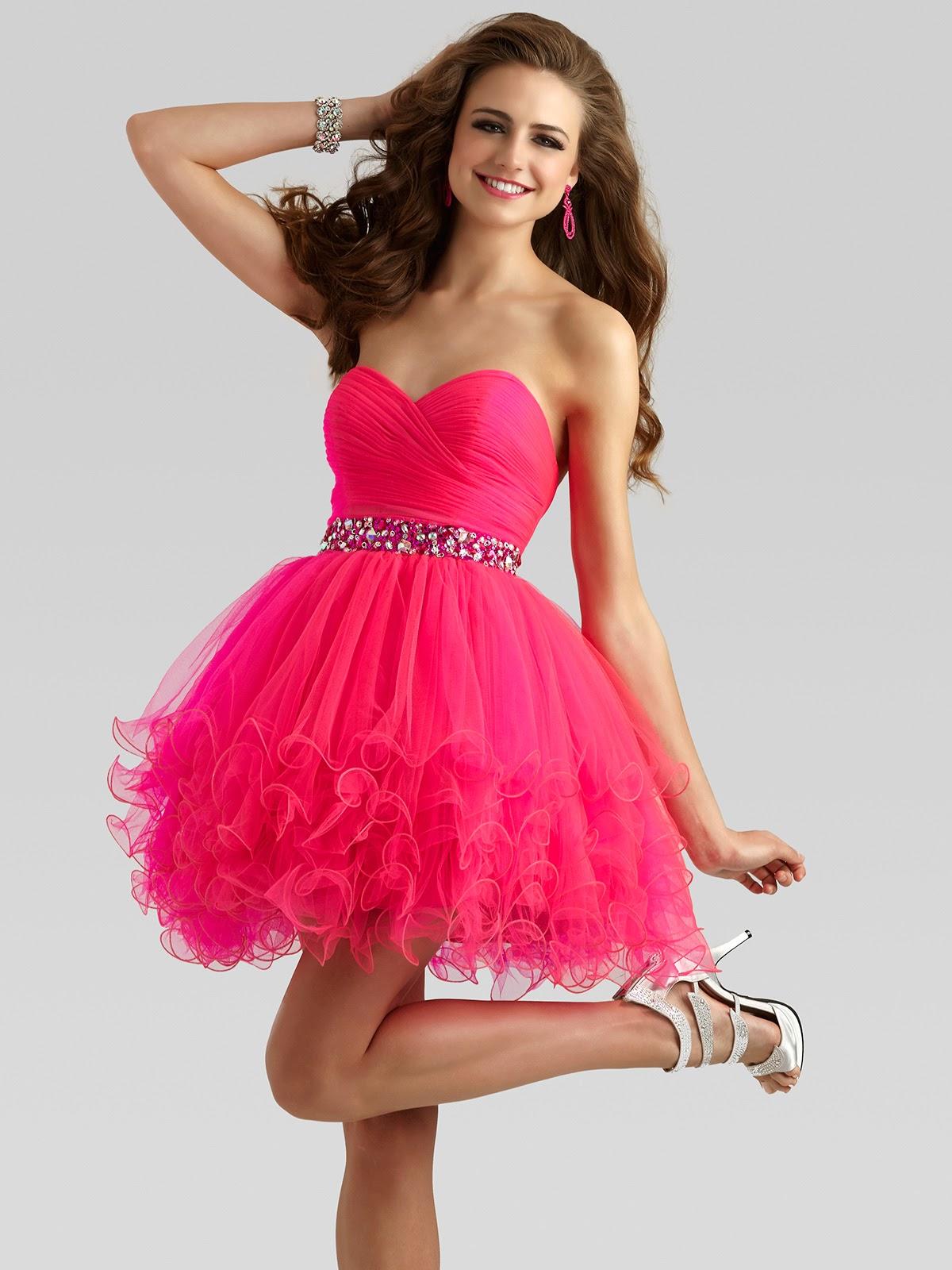 Grandiosos vestidos de quince a os dise os incre bles de - Coole partykleider ...