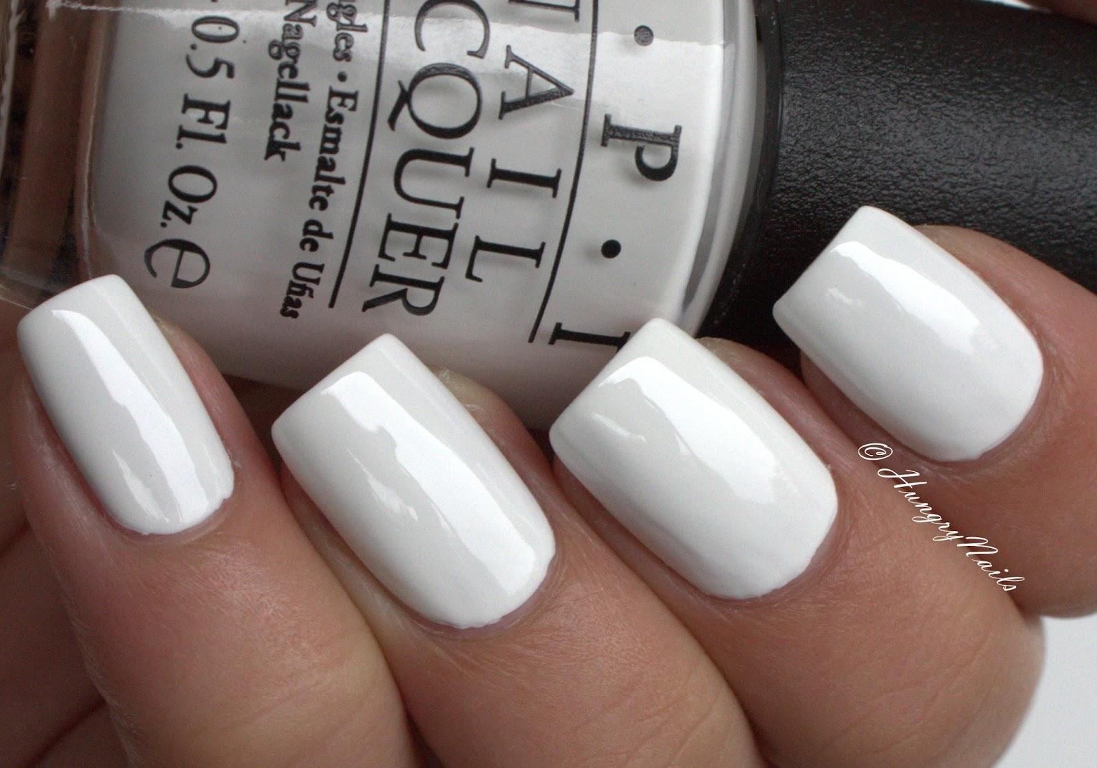 Lacke in Farbe und bunt! | Weiß wie Schnee - HungryNails Blog | Die ...