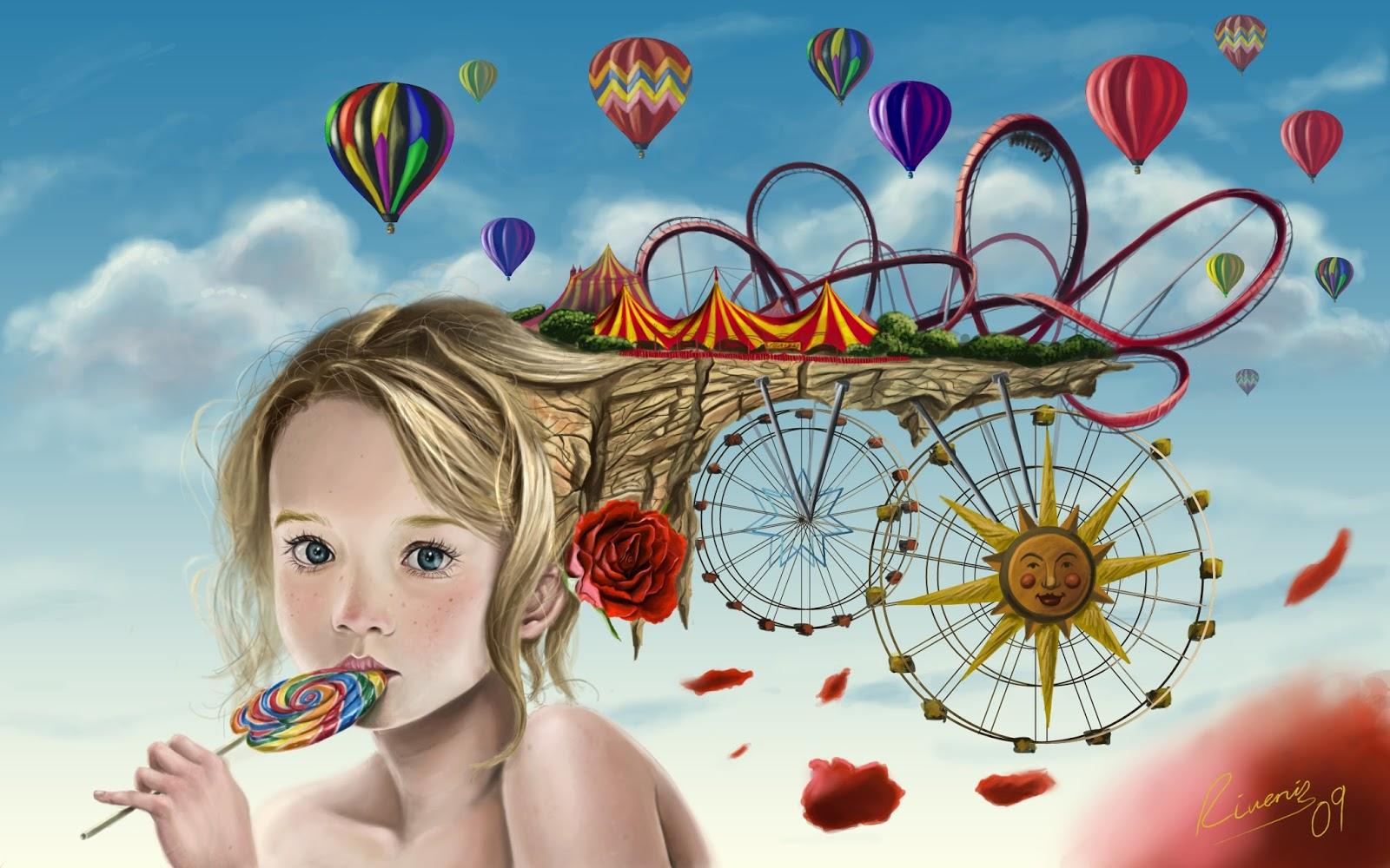 Surrealism - Props (wi... Imagination Artwork