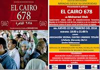 Ciclo de cine mujeres: El Cairo 678