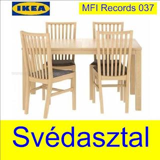 Svédasztal - Smorgasbord