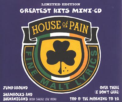 House Of Pain – Greatest Hits (Mini CD) (1995) (320 kbps)