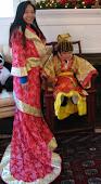 Tang Emperor & Empress