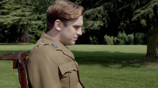 The Angst Report.: Downton Abbey's Matthew Crawley: The ...