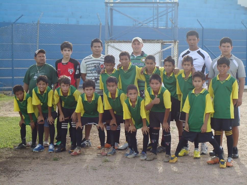 Escolinha de Futebol Zona Sul