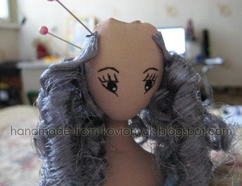 Корейские куклы тряпиенсы