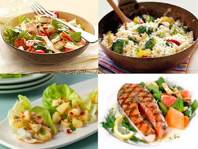 Healthy slimming: the key is in the dinner