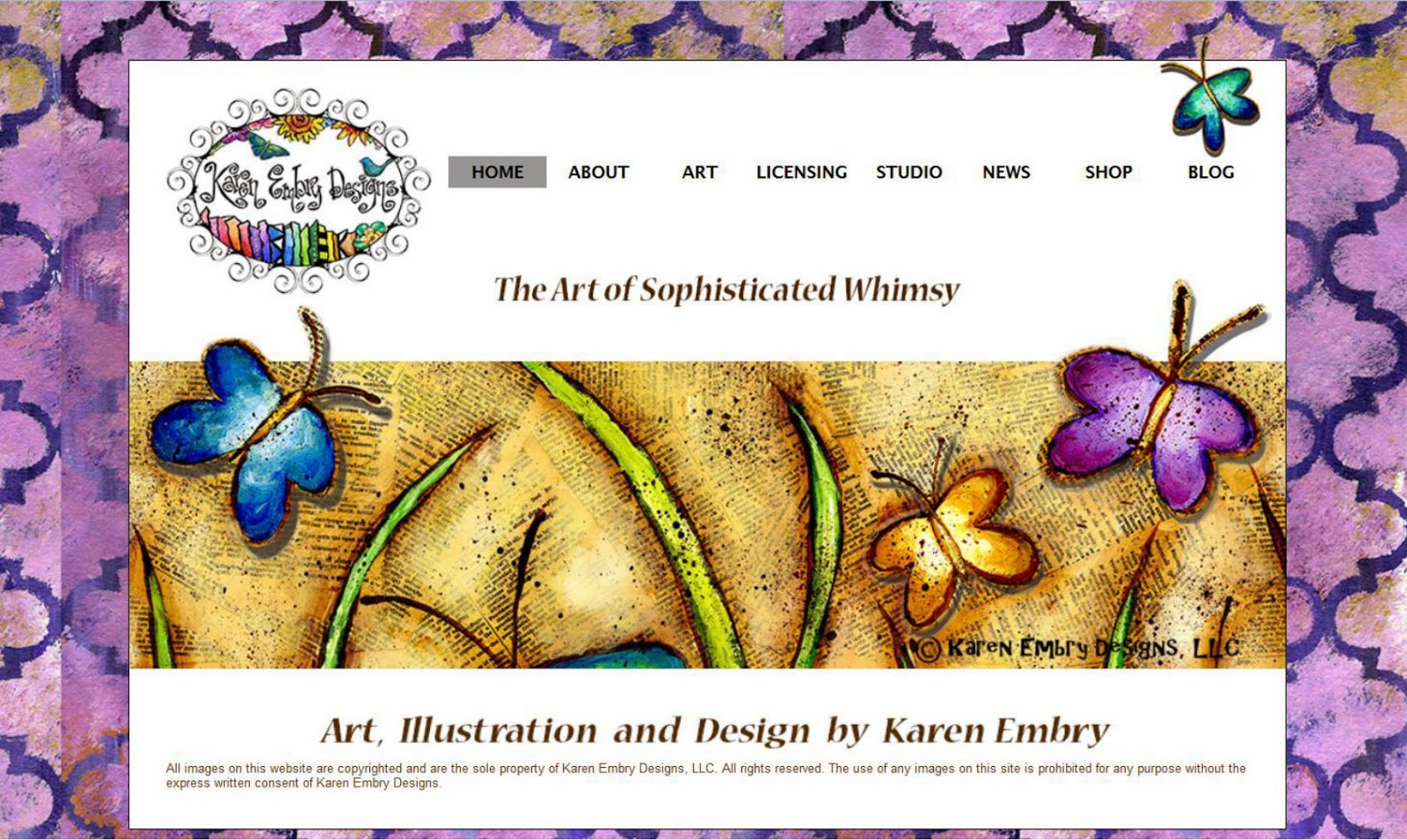 www.KarenEmbry.com
