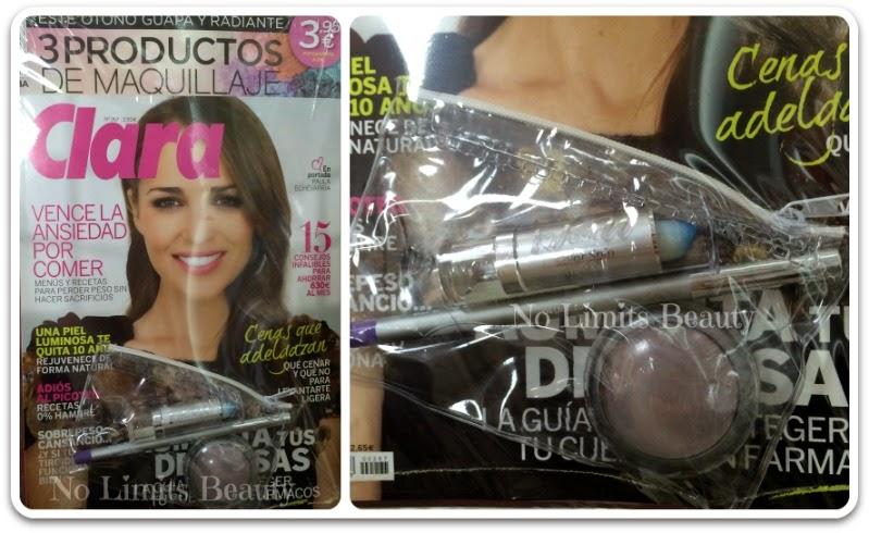 Regalos revistas Noviembre 2014: Clara
