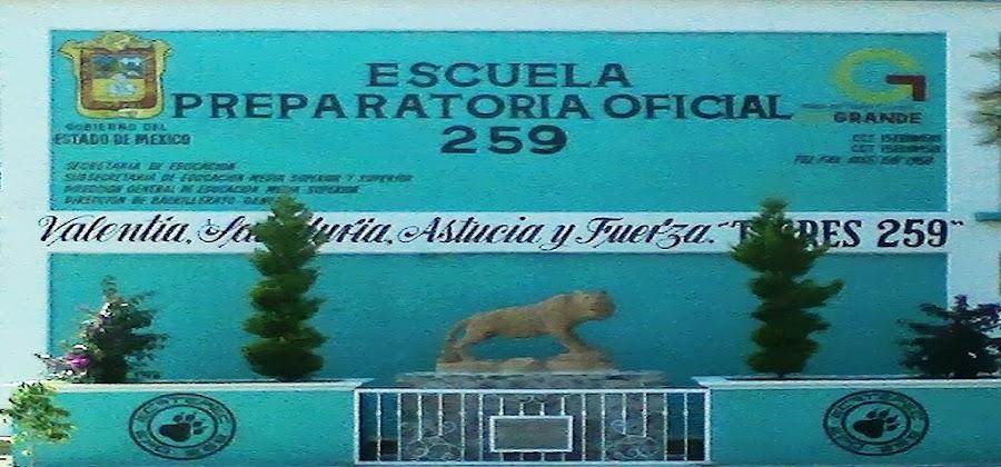 Escuela Preparatoria Oficial N° 259