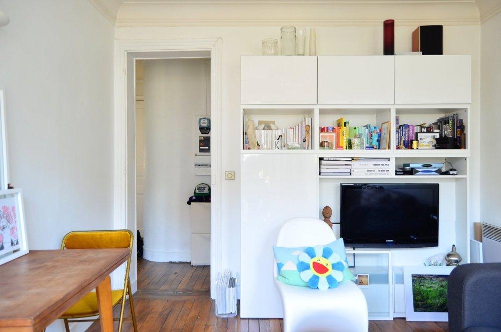 Decor me small low cost mix de estilos en un apartamento for Decoration cost per m2
