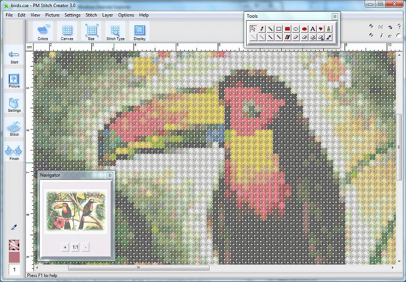 STOIK Stitch Creator 4.0