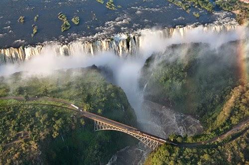 Where is Victoria Falls