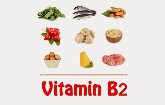 Health Benefits Of Vitamin B2 ( Riboflavin )
