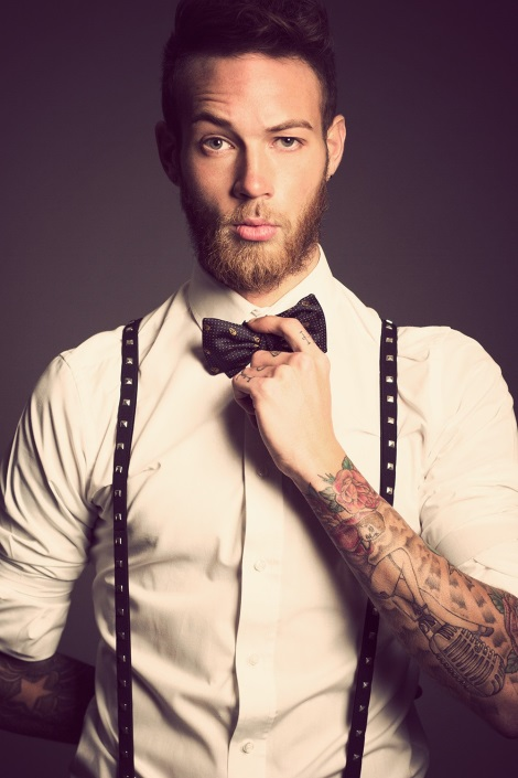 Billy Huxley by Maciek
