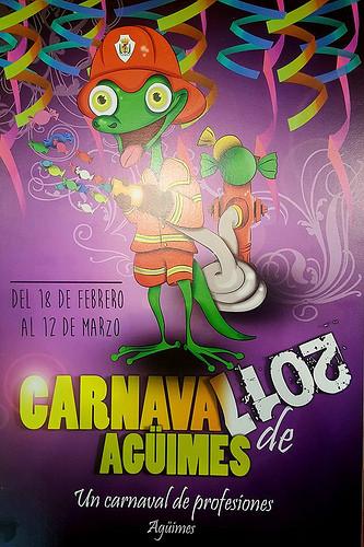 Carnaval de Agüimes 2017