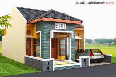 Contoh Desain Rumah Minimalis 05