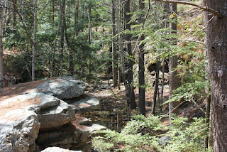 feldspar quarry bradbury mountain