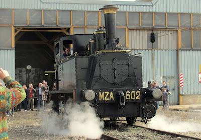 mza 602 lleida expo tren  salon ferroviario 2013