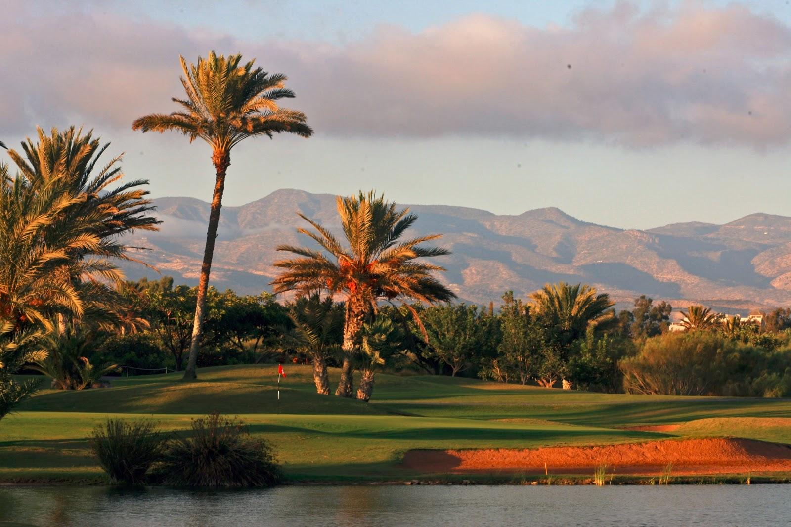 Marokko Golfreisen