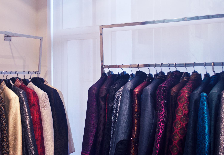 designer menswear kolkata