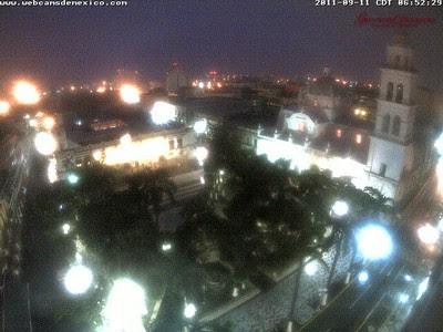 Update: Tropischer Sturm NATE Landfall 25 Kilometer von Veracruz + Live-Webcam, Nate, Golf von Mexiko, Mexiko, aktuell, Live, Live Webcam, September, Hurrikansaison 2011, 2011,