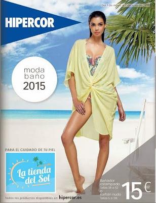 Hipercor Catalogo Moda Baño 2015