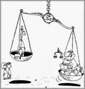 Hukum bagi Masyarakat Kecil