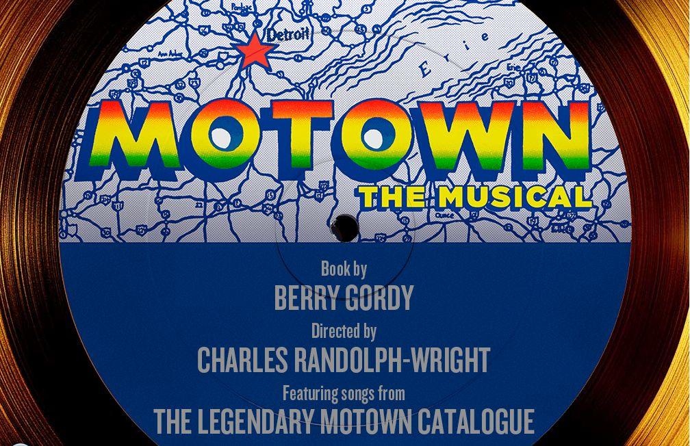 Jk S Theatrescene Logos Motown The Musical