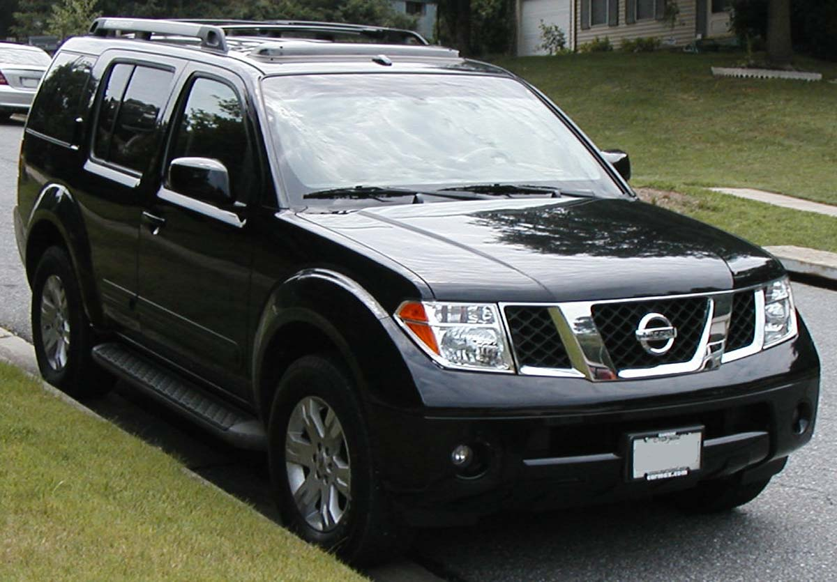 nissan pathfinder autosmr. Black Bedroom Furniture Sets. Home Design Ideas