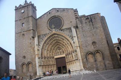 Church of Santa Maria in Castelló d'Empúries