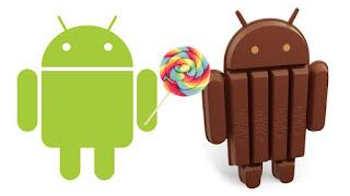 Downgrade Asus Zenfone 5 WW dari Lollipop ke KitKat