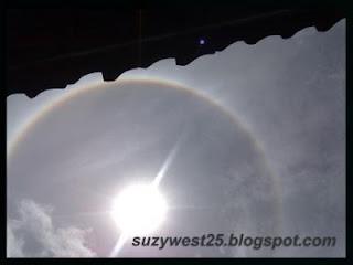 Halo Matahari di Januari 2013