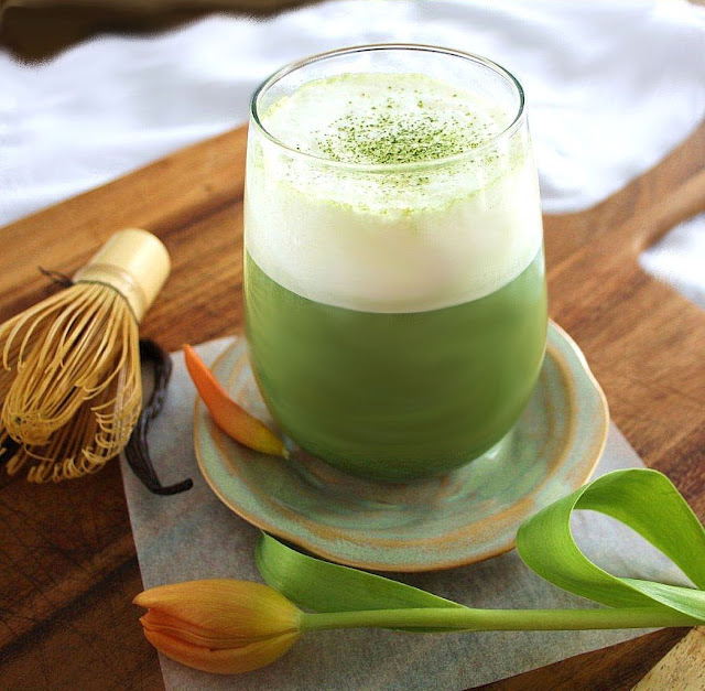 vanilla+matcha+latte wc - 5 Super Foods You May Not Have Ever Heard Of