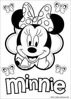 Dibujos de Minnie