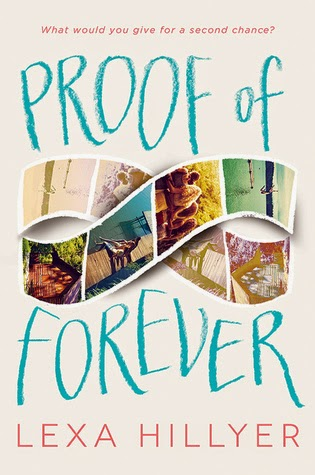 Proof of Forever book cover