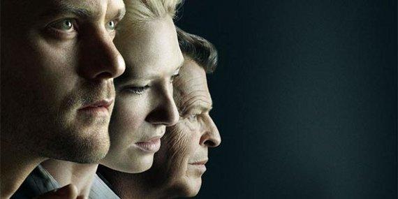 Fringe: Peter Bishop, Olivia Dunhan y Walter Bishop