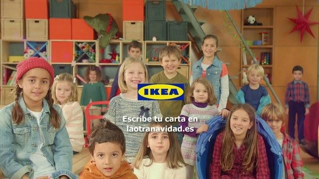 La otra carta un corto presentado por IKEA
