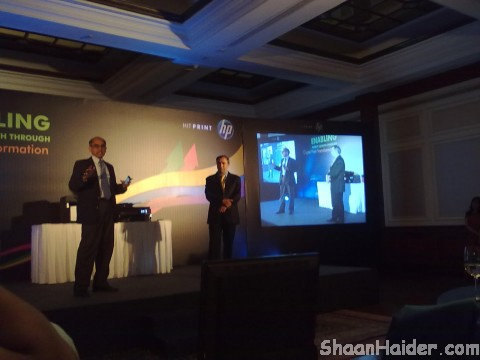 HP IPG Press Meet at The Oberoi Hotel, New Delhi